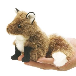 Folkmanis Mini Fuchs