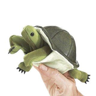 Folkmanis Mini Schildkröte