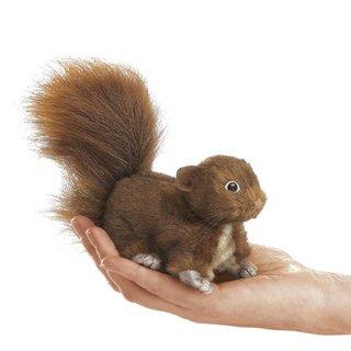 Folkmanis Mini Eichhörnchen