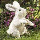 Folkmanis Weißer Hase, stehend