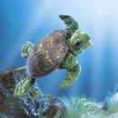 Folkmanis Meeresschildkröte