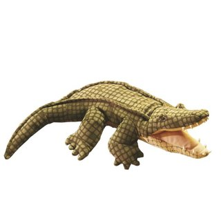 Folkmanis Alligator