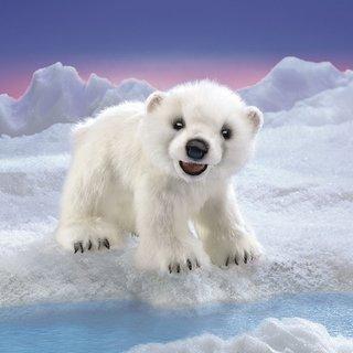 Folkmanis Eisbärenjunges