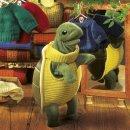 Folkmanis Schildkröte mit Rollkragen
