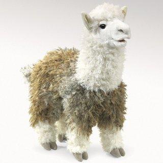 Folkmanis Alpaca