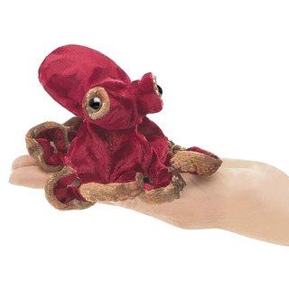 Folkmanis Mini Oktopus