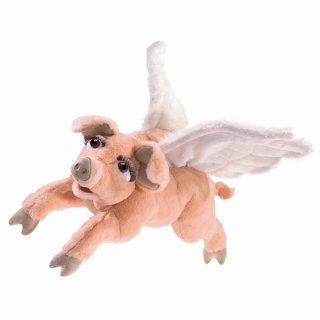 Folkmanis Schwein mit Flügeln