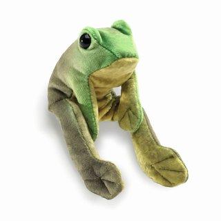 Folkmanis Mini sitzender Frosch