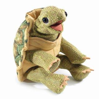 Folkmanis stehende Schildkröte